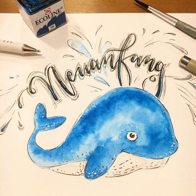 Ich hab jetzt einfach mal den Blauwal fr die einefarbereichthellip