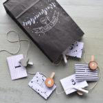 Adventskalender DIY Printable