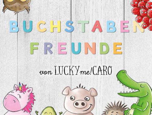 Buchstabenfreunde luckymecaro